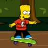 Bart Simpson Huvr board