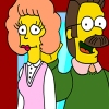 The Simpsons Homer Flanders Killer